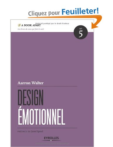 Livre design emotionnel