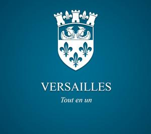 Splash Screen Versailles app
